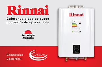 Euterma - Rinnai