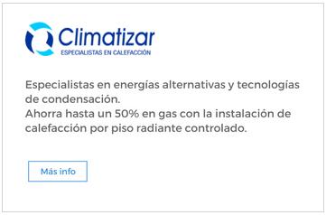 CLIMATIZAR - Calderas - Energias renovables