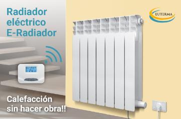 Euterma - radiador electrico