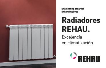 Rehau - Radiadores OCT 20