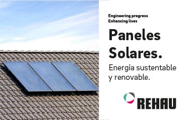 Rehau - Paneles Solares OCT 20