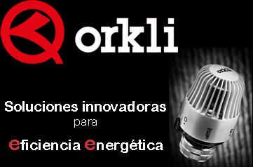 ORKLI - válvula termostatica