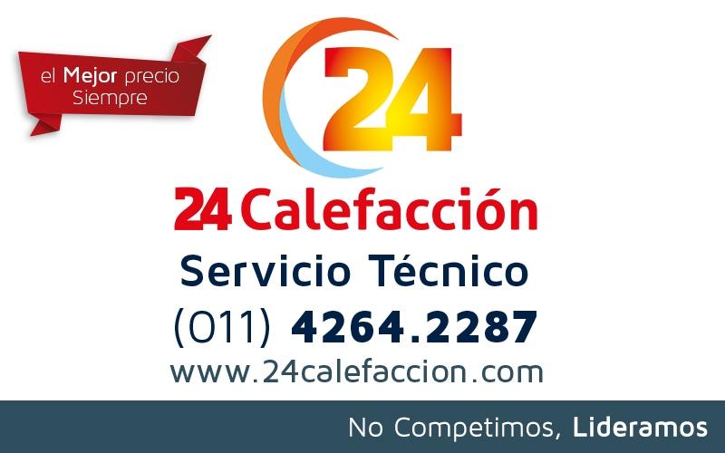24 calefaccion service de calderas