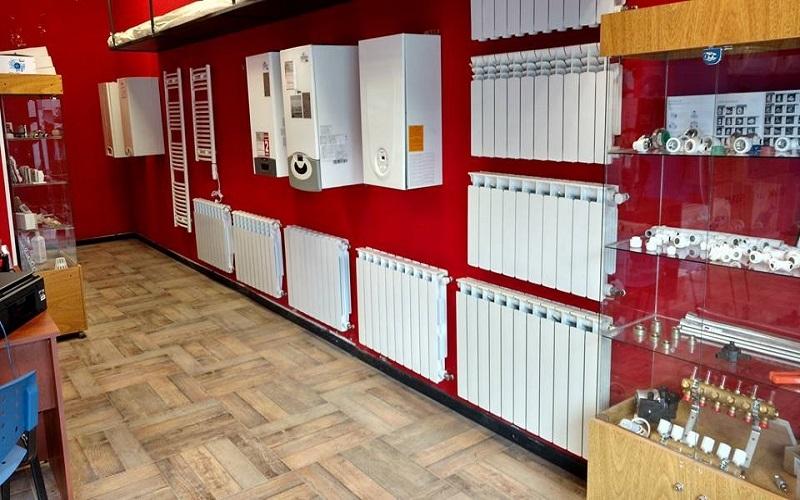 Arquitecto Calderas y radiadores