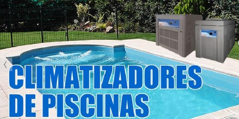 Climatizadores de piscinas