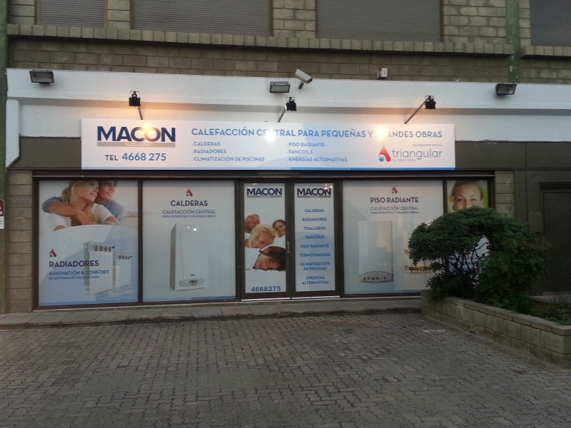 Local Macon Ingenier铆a en Cordoba