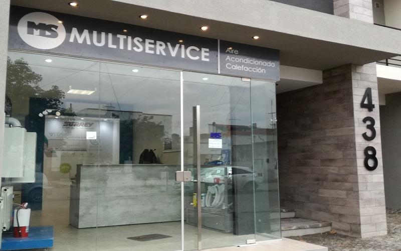MS Multiservice Aire Acondicionado y Calefacción Local Banfield