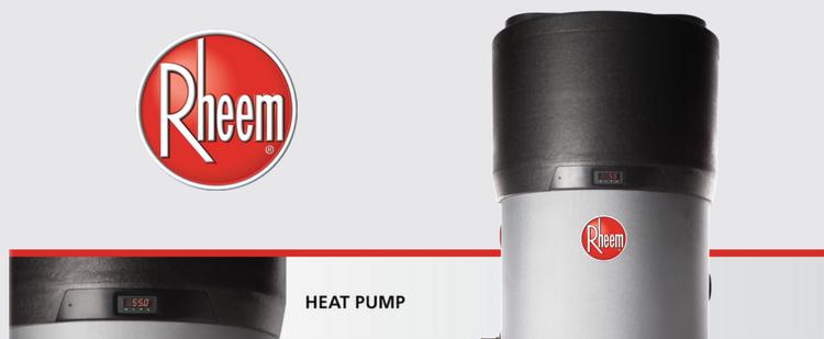 Agua Caliente con tecnología Heat Pump de RHEEM