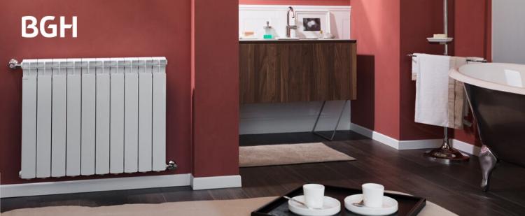 Portfolio  de calefacción  de BGH Eco Smart