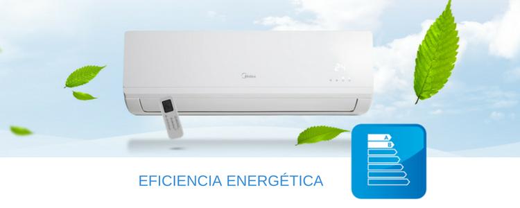 Etiqueta de EFICIENCIA energética.