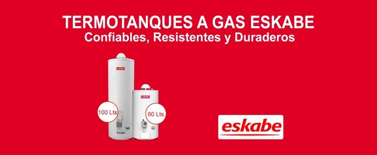 Termotanques Tradicionales a Gas ESKABE