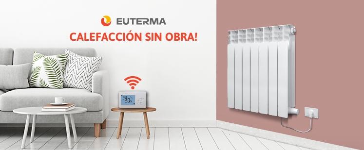 Radiadores eléctricos bajo consumo EUTERMA