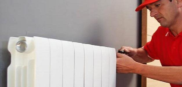 Como purgar los radiadores de la calefacción