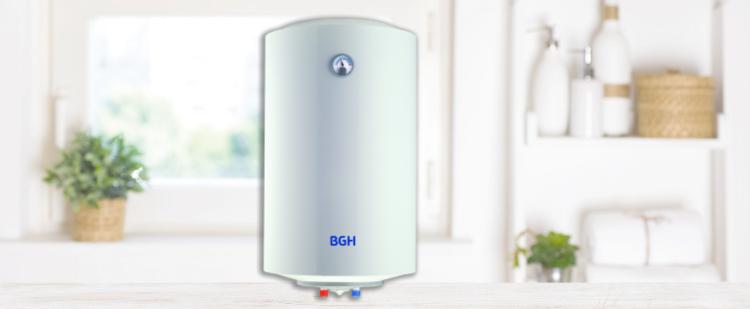 Termotanque Eléctrico BGH - Solución en agua caliente