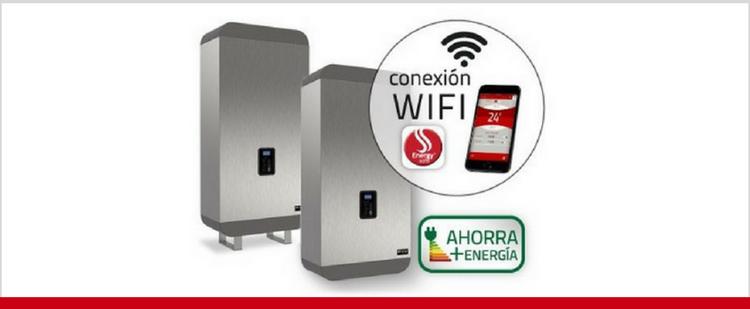 Termotanques eléctricos con conexión WIFI