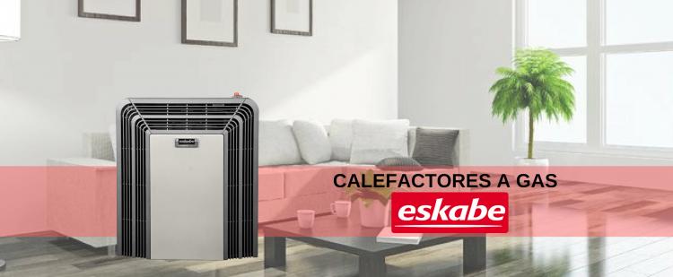 Calefactores ESKABE TITANIO