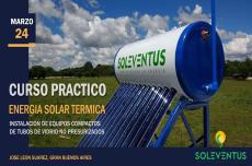 Capacitación Solar Soleventus Marzo