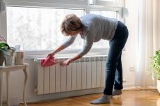 Cómo limpiar los radiadores de calefacción
