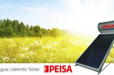 Agua Caliente Solar -  Termotanque Solar PEISA