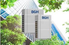 Nuevo SISTEMA VRF GMV  de BGH Eco Smart