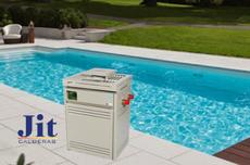 Climatizaci贸n de piscinas