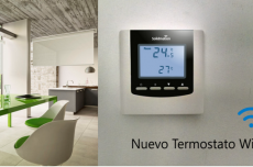 Termostato Inteligente WiFi - SOLIDMATION