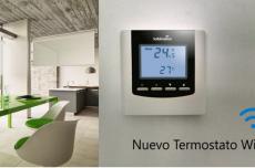 Termostato Inteligente WiFi - SOLIDMATION