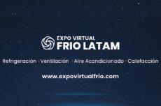 1°  Expo Virtual de Refrigeración, Ventilación, Aire Acondicionados y Calefacción