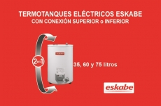 Termotanques electricos ESKABE