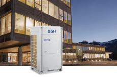 Sistema de aire VRF, GMV5 el nuevo equipo de BGH